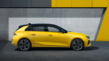 All-new Vauxhall Astra – profile