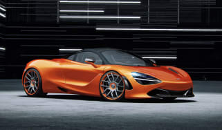 Wheelsandmore McLaren 720S – side