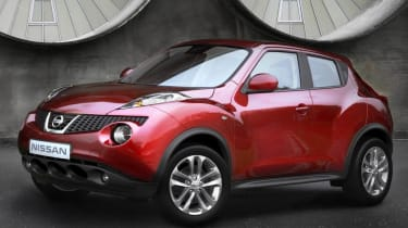 Nissan Juke prices