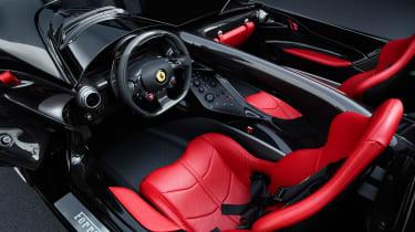 Ferrari Monza SP1 - cockpit