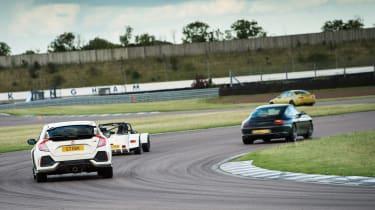 Rockingham track day 2 (AP) - Honda