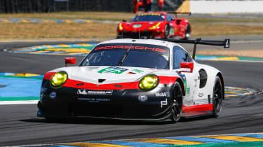 Le Mans 2017 - 911 RSR front