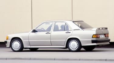 Mercedes-Benz 190 Cossie - rear