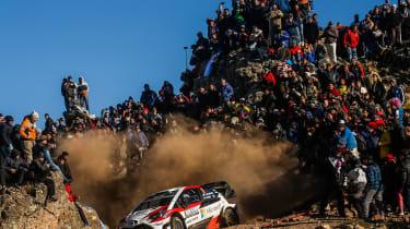 WRC R5 Argentina - Toyota 6