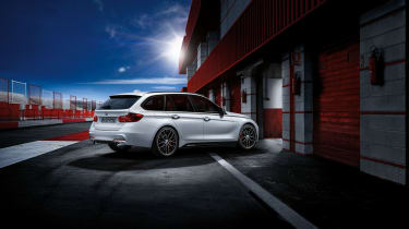 BMW announces M Performance 3-Series Touring