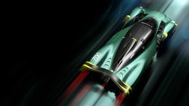 Aston Martin Valkyrie AMR Pro – top 1