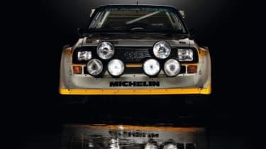 Audi Quattro - nose