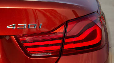 2017 BMW 4 Series Convertible - Rear light