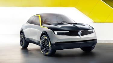 Vauxhall GT X Experiment Concept - header