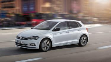 2017 Volkswagen Polo - Beats front