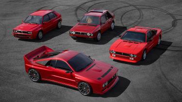 Kimera Automobili 037 –group