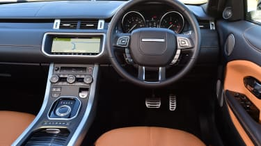 Range Rover Evoque 67 - interior