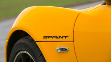 Lotus Elise Sprint 220 - Decal