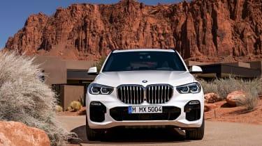 2018 BMW X5 - nose headlights