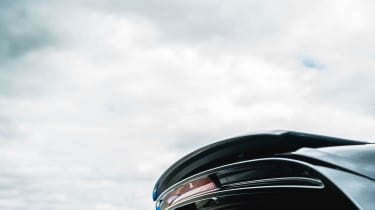 Porsche Cayenne Turbo - Spoiler