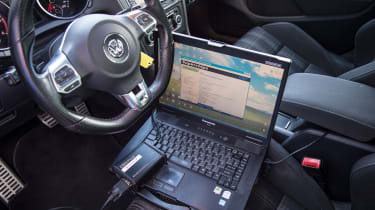 Superchips Golf DSG remap