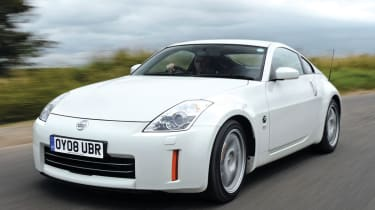 Nissan 350Z buying checkpoints