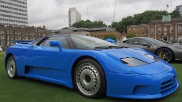 City Concours - Bugatti EB110