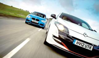 BMW M135i vs Renaultsport Megane 265 Cup