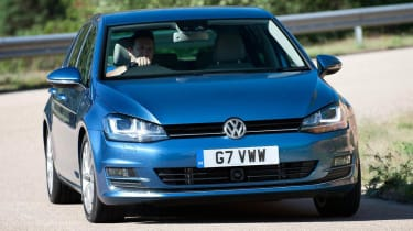 2013 Volkswagen Golf 2 0 TDI GT review and pictures | Evo