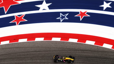F1 2017 Austin - Renault