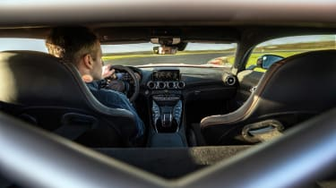 Mercedes-AMG GT Black Series - interior