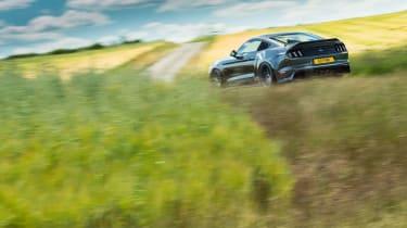 Sutton CS800 Mustang - Rear