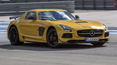 2013 Mercedes SLS AMG Black Series