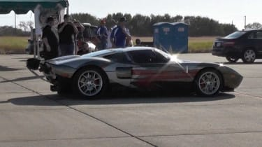 278mph Ford GT smashes Texas Mile record