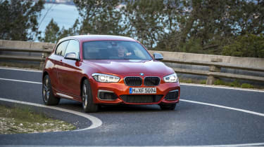 BMW M135i review – price, video, specifications and 0-60