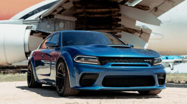 Dodge Charger SRT Hellcat Widebody front low