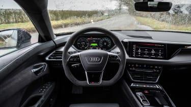 Audi RS e-tron GT evo - interior