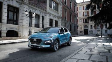 Hyundai Kona - front 2