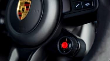 Porsche Cayenne Coupe Turbo GT – selector