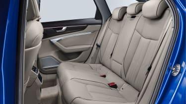 Audi A6 Avant launch - interior