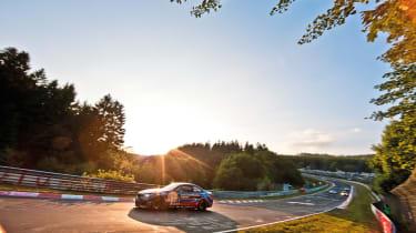 BMW 2-series - Nurburgring