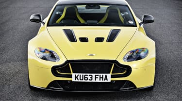 Aston Martin V12 Vantage S review: Best of 2013