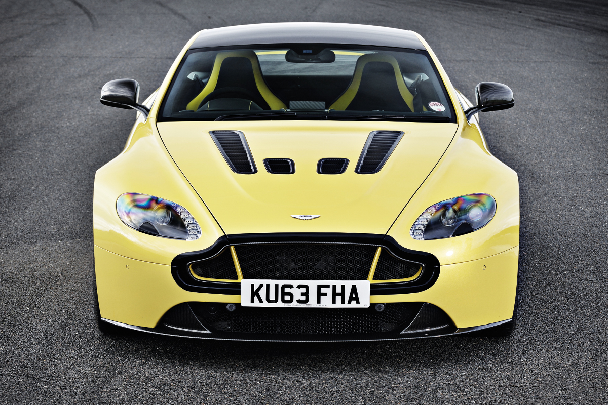Aston Martin V12 Vantage S Manual Review Prices Specs And 0 60 Time Evo