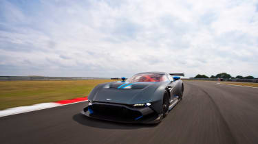 Aston Martin Vulcan - front three quarter