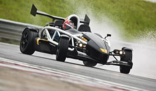 Ariel Atom 3.5R video review