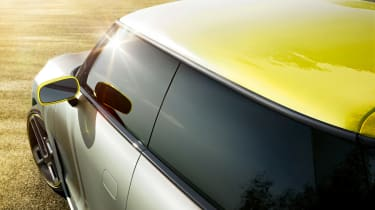 Mini EV concept - windows