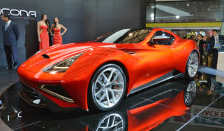 Shanghai motor show: Icona Vulcano