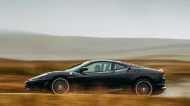 Ferrari F430 – side