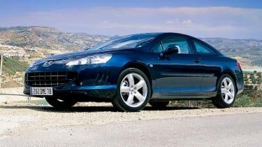Peugeot 407 Coupe V6 | Evo