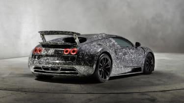 Mansory 2018 - veyron rear