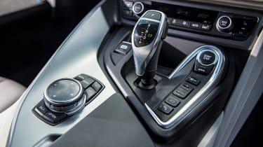 BMW i8 gear selector