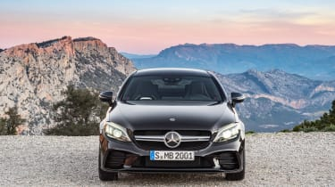 Mercedes-AMG C43 Coupe - nose
