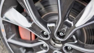 Hyundai i30 N prototype - wheel