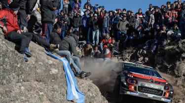 WRC R5 Argentina - Citroen 3
