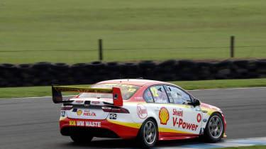 V8 Supercars - Coulthard 2